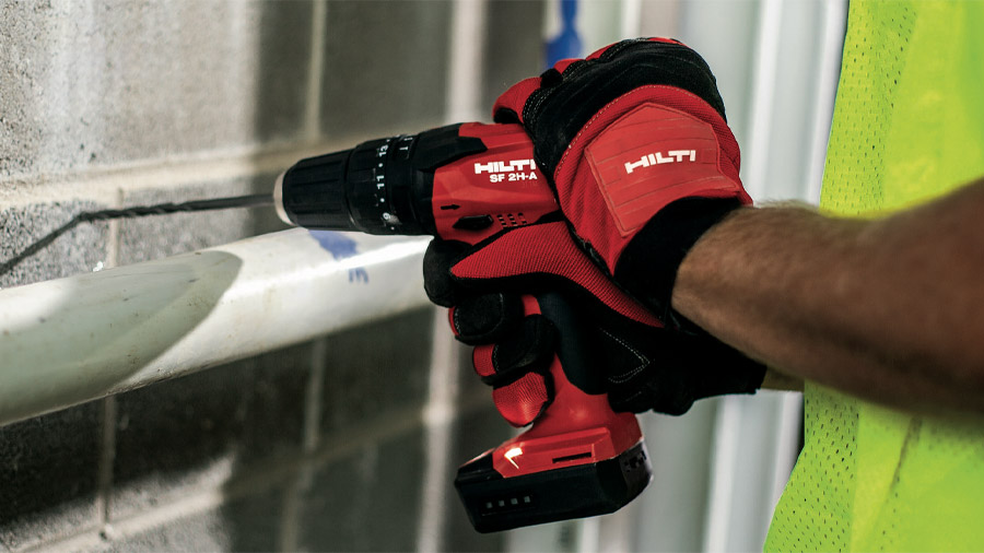 Perceuse-visseuse à percussion SF 2H-A Hilti