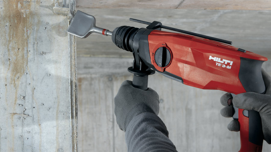 Perforateur SDS plus filaire TE 3-M Hilti