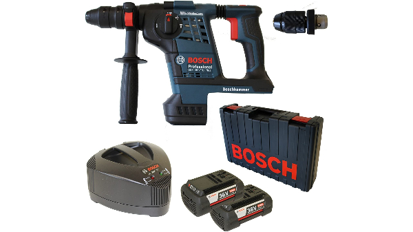 Perforateur burineur GHB 36VF-Li Bosch