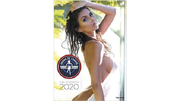 Calendrier avions de chasse 2020