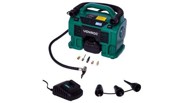 Compresseur d'air VONROC S3_CR503DC