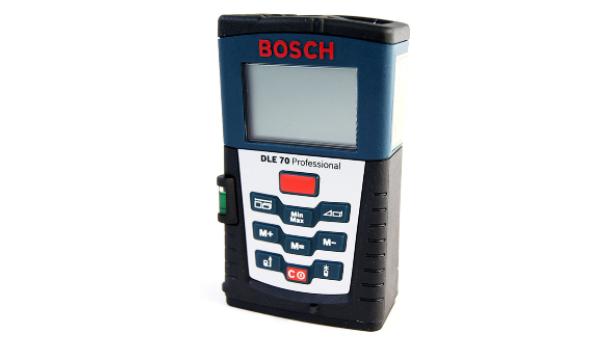 Télémètre laser Bosch DLE 70