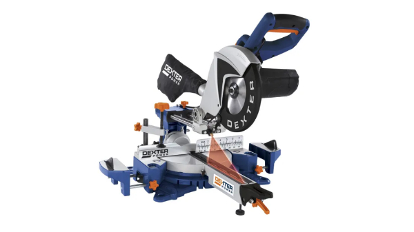 Scie à onglets radiale DEXTER POWER MSSL8S 216 mm 1700 W