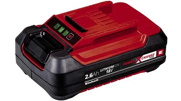 Batterie Einhell PXC Plus 18 V 2.6 Ah
