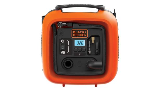 Gonfleur-compresseur ASI400 Black-Decker