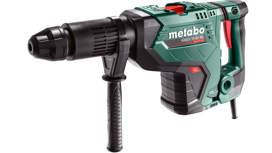 Perforateur burineur SDS-Max filaire KHEV 11-52 BL Metabo