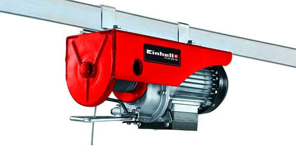 Palan électrique Einhell TC-EH 600
