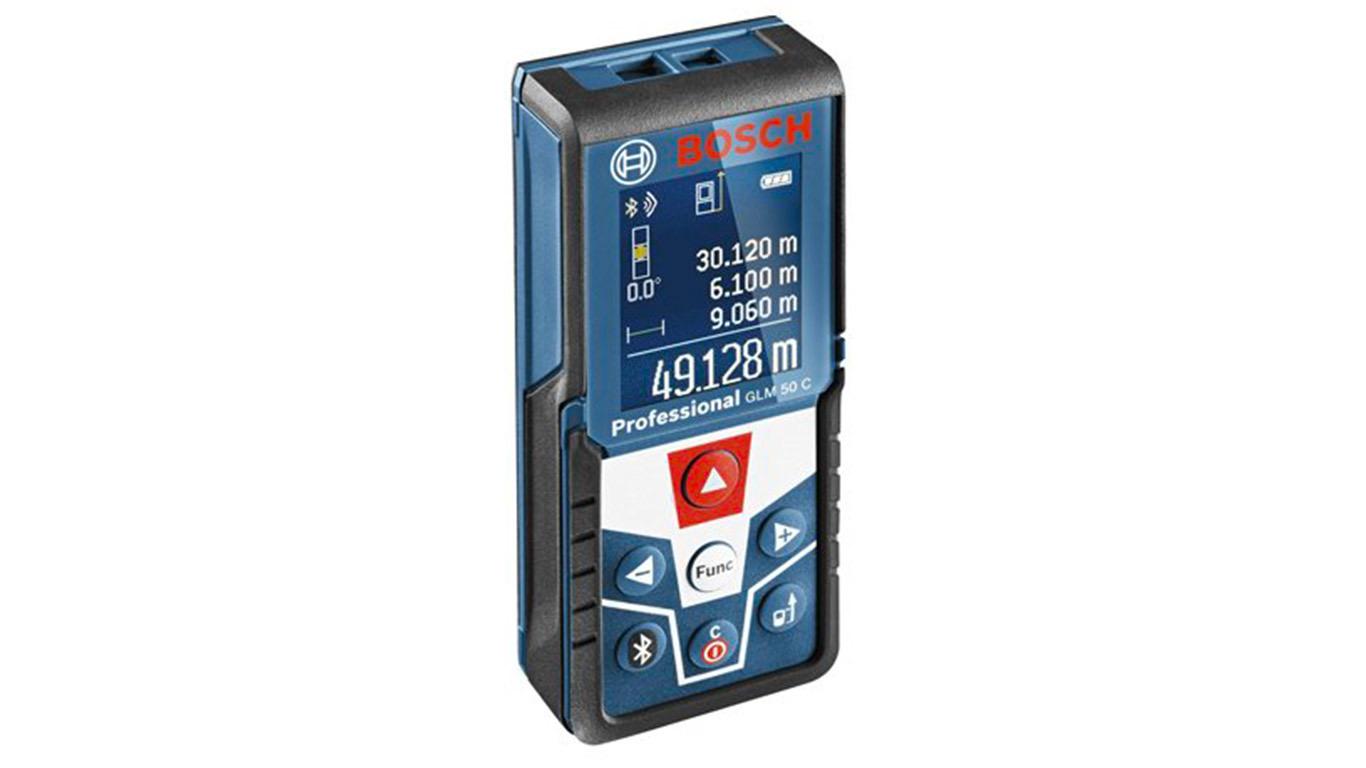 Télémètre laser GLM 50 C 0601072C00 Bosch Professionnal