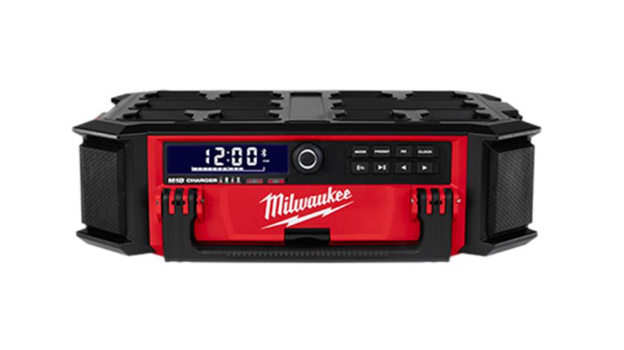 Radio de chantier sans fil Milwaukee M18 PACKOUT 2950-20 Radio + Chargeur