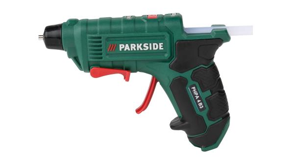 Pistolet à colle sans fil PHPA 4 B3, Parkside
