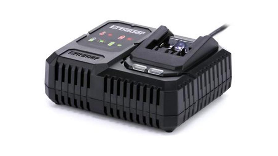 Chargeur rapide de batteries Erbauer EFC18-Li