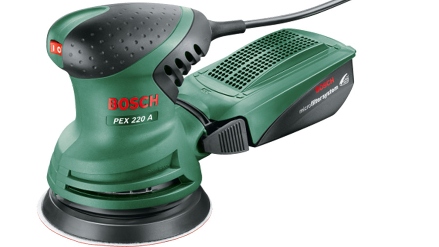 Poncceuse excentrique filaire Bosch PEX 220 A