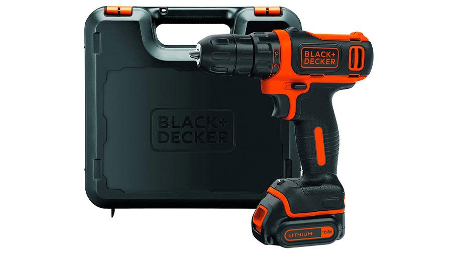 Perceuse visseuse sans fil BDCDD12K-QW Black Decker