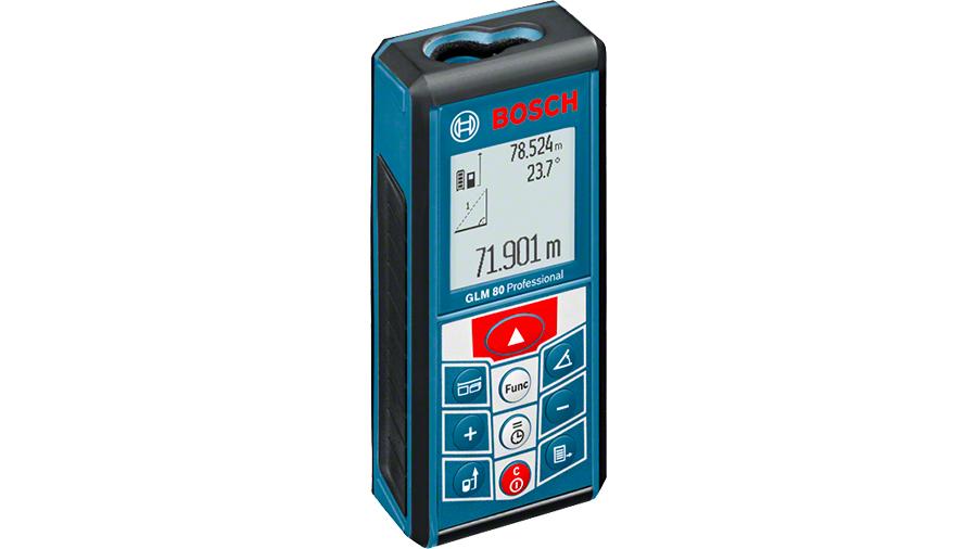 Télémètre laser GLM 80 Bosch Professionnal