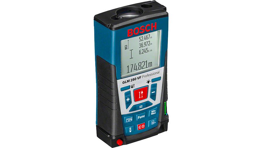 Télémètre laser GLM 250 VF Bosch Professionnal