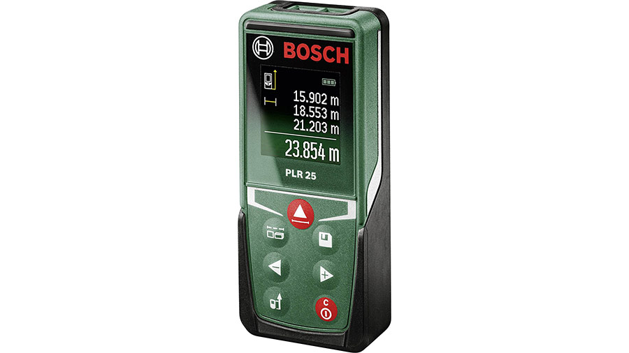 Télémètre laser PLR 25 Bosch