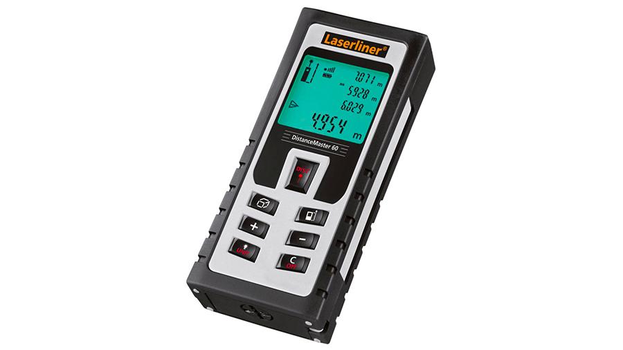 Télémètre laser DistanceMaster 60 Laserliner