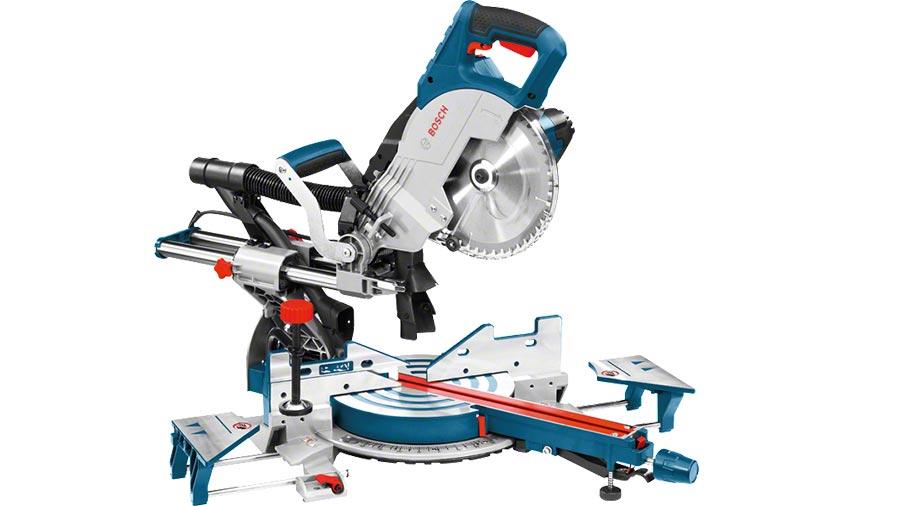 test et prix Scie à onglets radiale GCM 8 SJL Bosch Professional