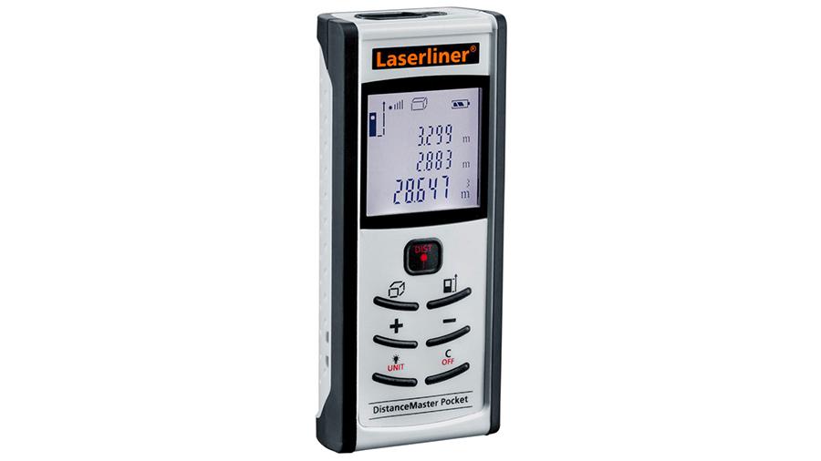 Télémètre laser DistanceMaster Pocket Laserliner