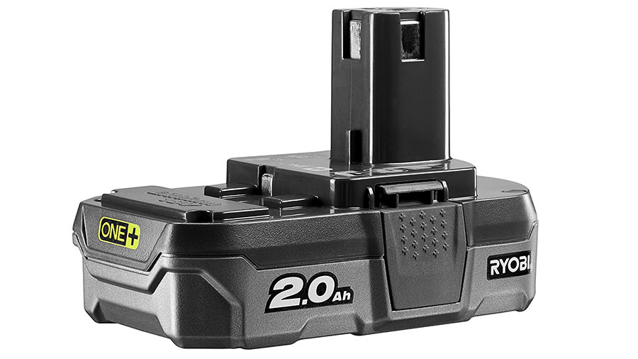 avis et prix Batterie Ryobi ONE + 18 V 2.0 Ah RB18L20