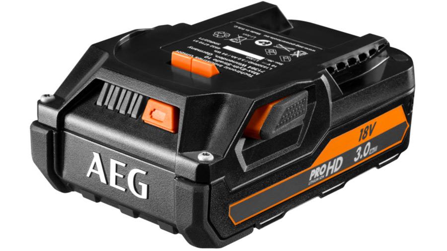 Batterie 18V 3,0 Ah L1830RHD AEG
