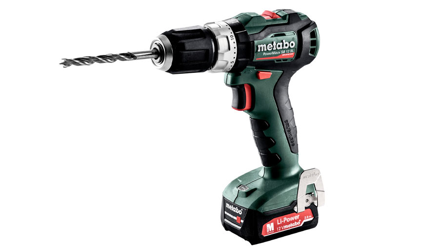 Perceuse visseuse à percussion PowerMaxx SB 12 BL (601077500) Metabo