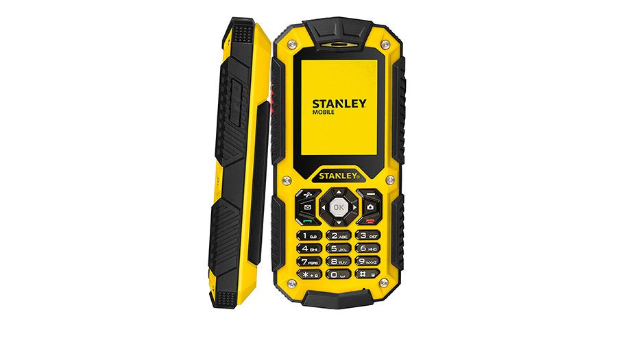 Test téléphone chantier STANLEY S121 pas cher