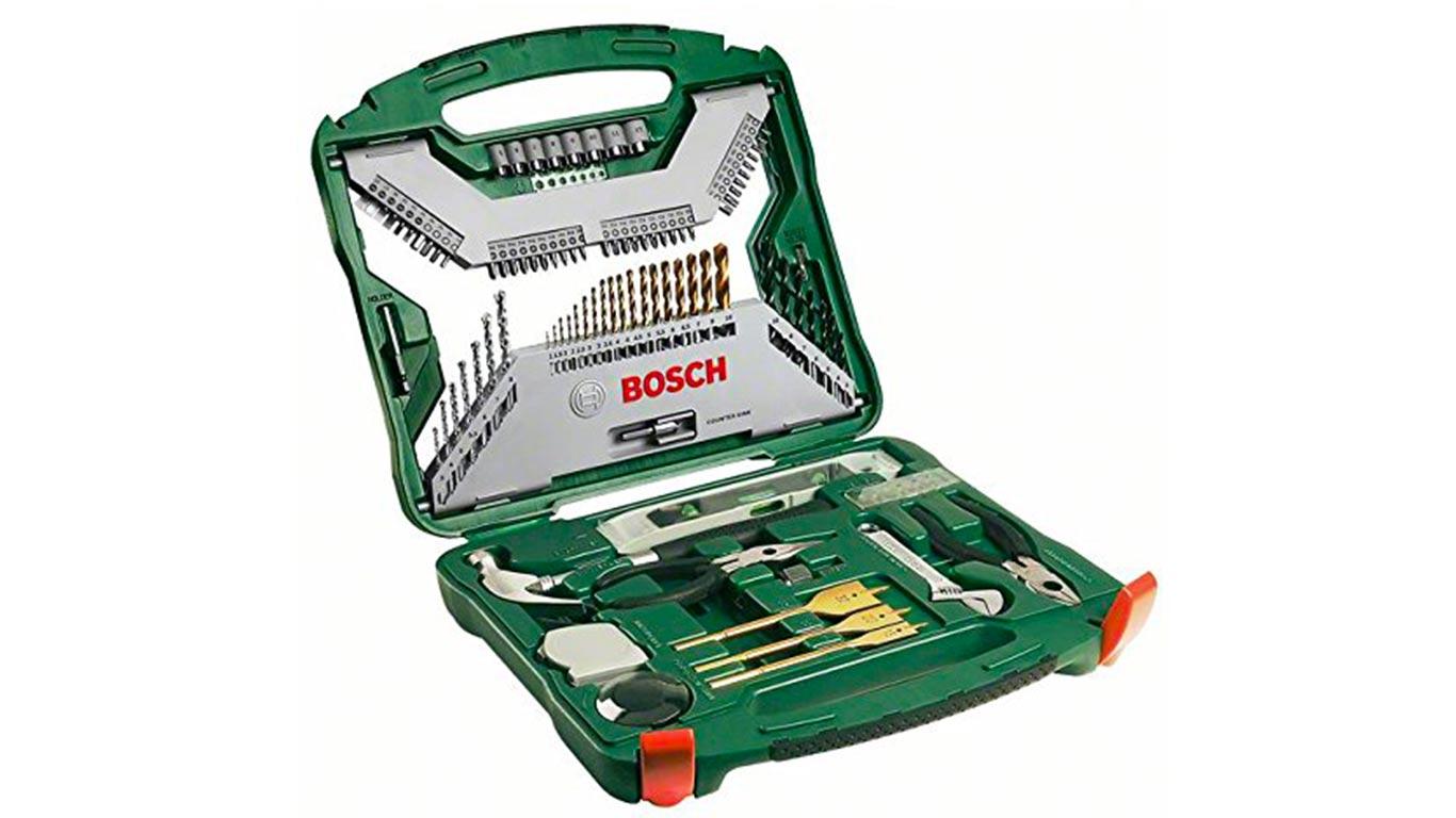 Bosch Coffret X-Line Titane 2607019331 de perçage/vissage pas cher