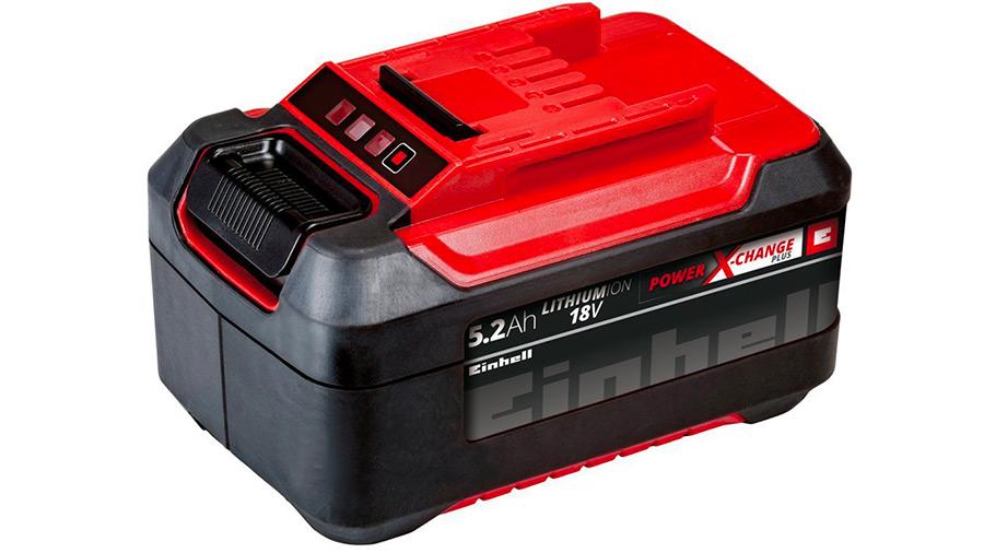 Batterie 18V 5,2 Ah Power XChange Plus Einhell