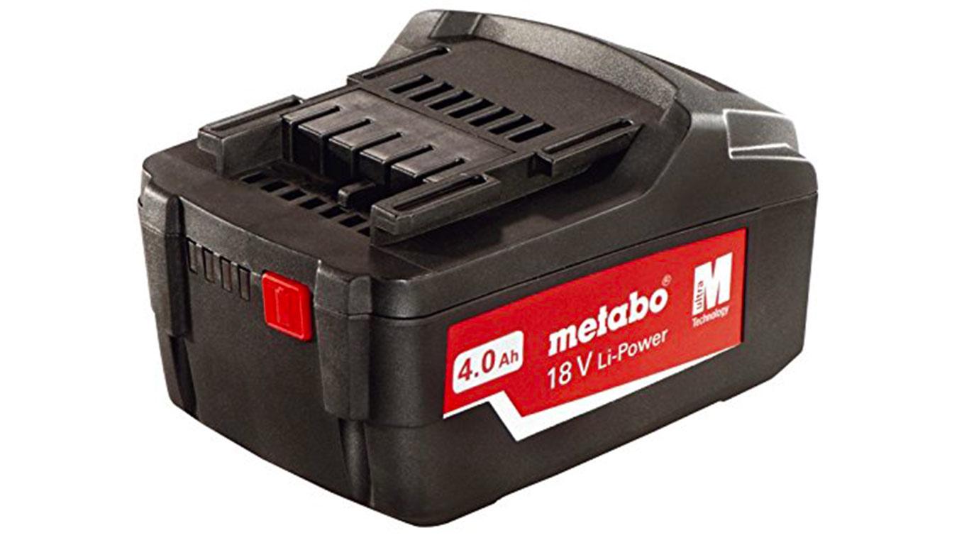 Batterie Metabo 18 V 4.0 Ah 625591000