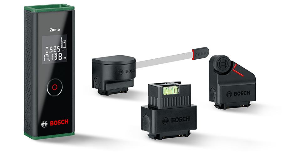 Nouveau télémètre laser BOSCH Zamo 3 pas cher