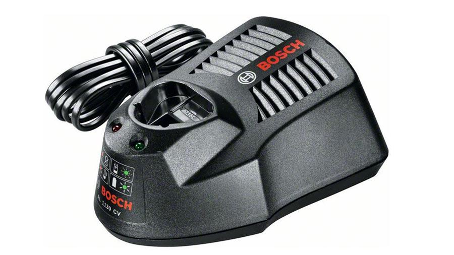 Chargeur Bosch  AL 1130 CV 1600Z0003L GR SKU pas cher