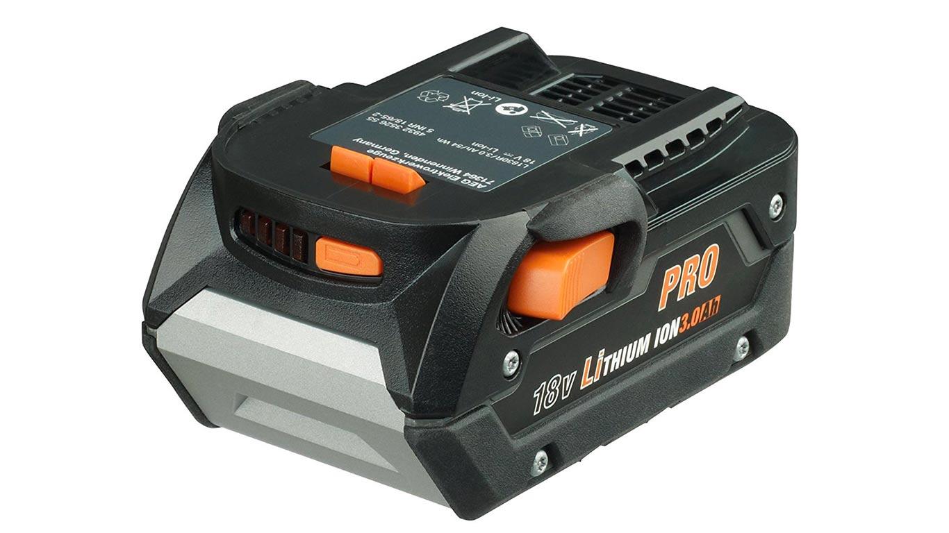 Batterie AEG 18 V 3.0 Ah L1830R