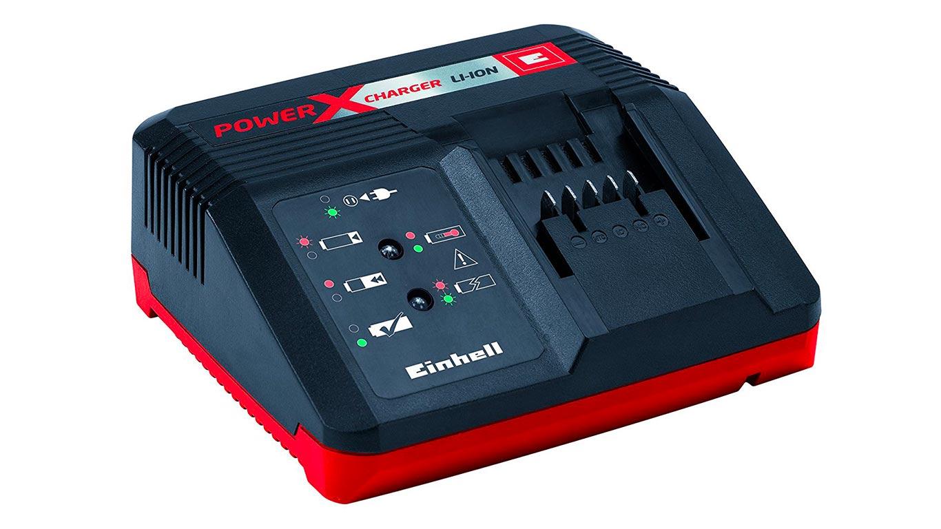 test et avis : chargeurs sans fil einhell pxc power-x-change | bricolage