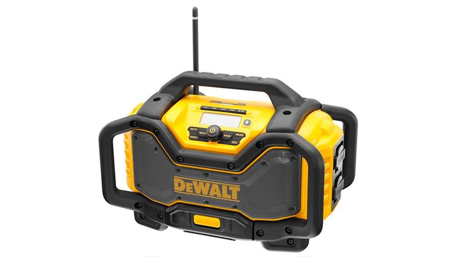 Avis et prix radio de chantier DCR027 DEWALT pas cher