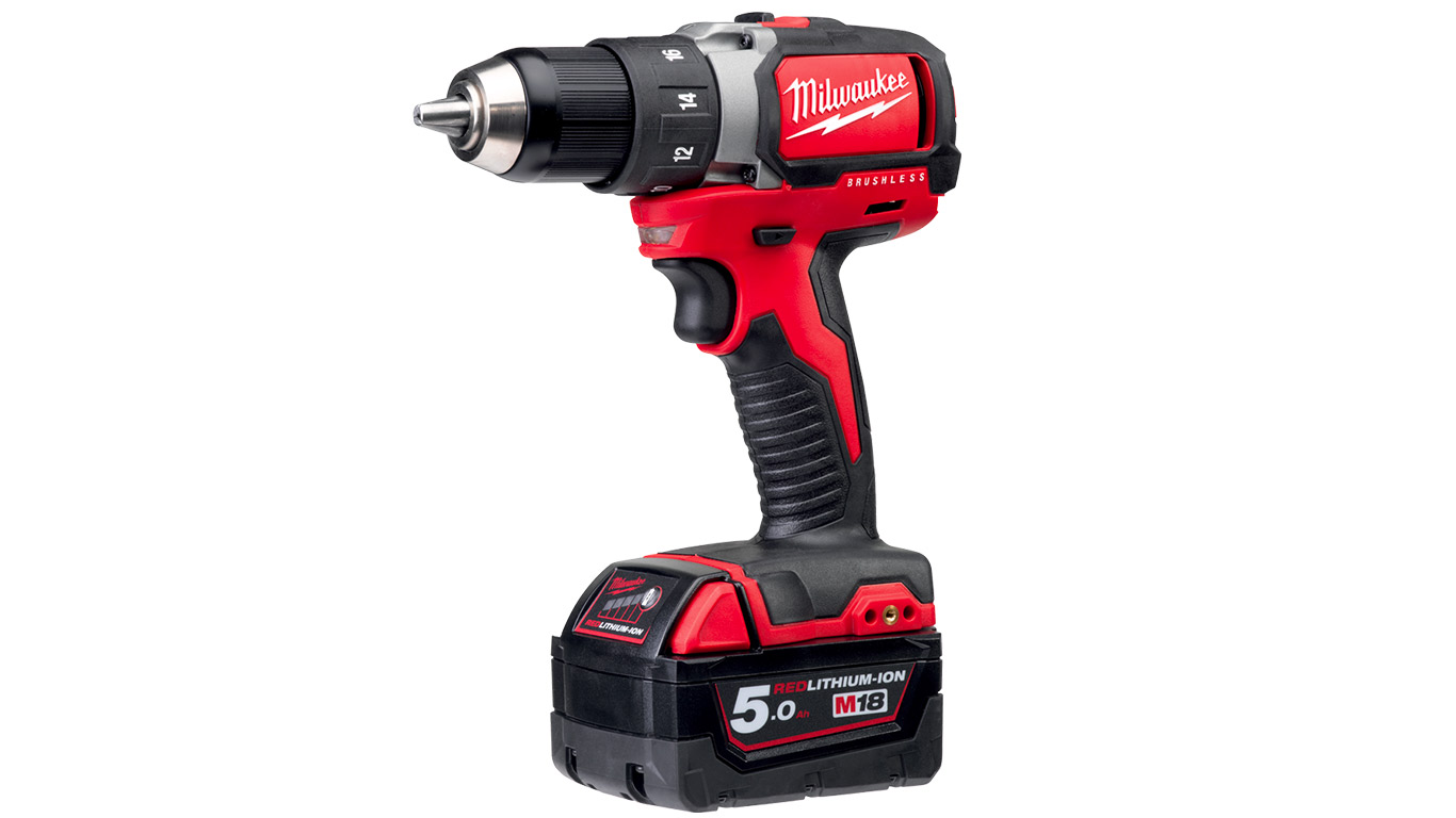 Test et avis perceuse visseuse sans fil milwaukee m18 for Comparatif perceuse visseuse sans fil