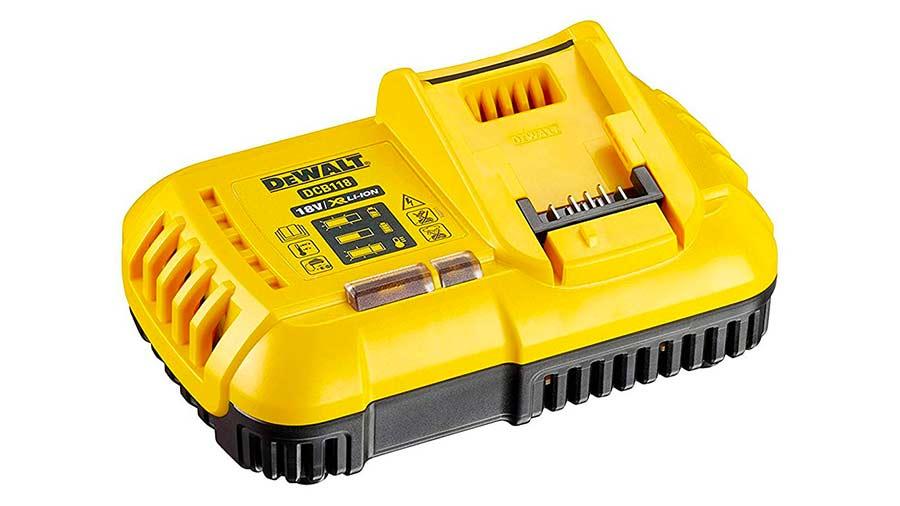Chargeur de batterie dewalt DCB118 prix pas cher