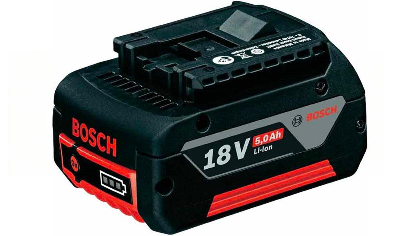 Batterie Bosch 1600A002U5 18 V 5,0 Ah