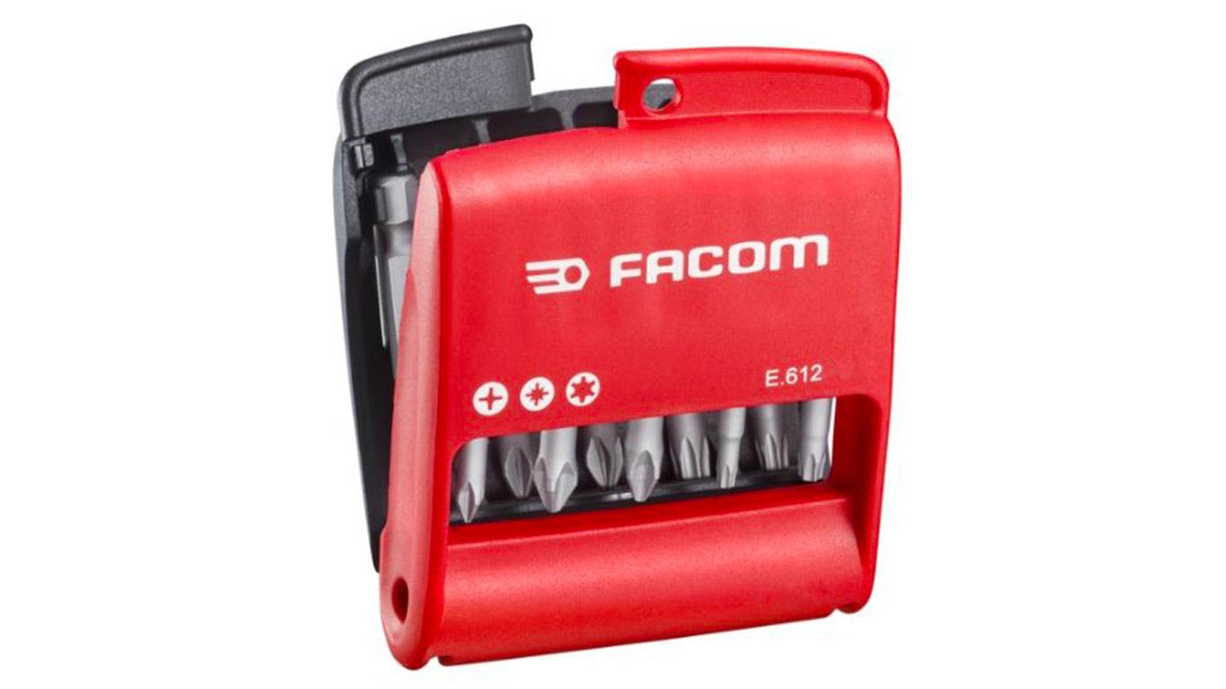 Facom E.612PG coffret 10 embouts longs 50 mm pas cher