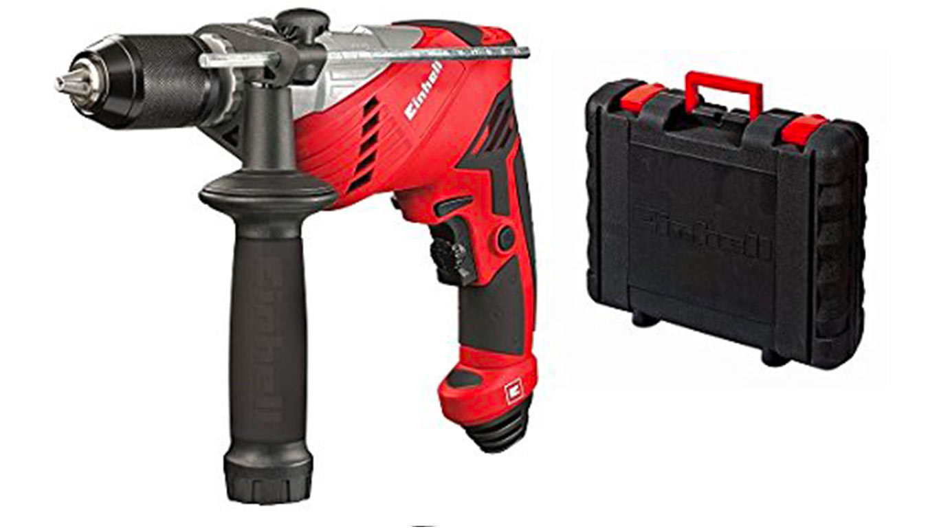 Einhell Perceuse à percussion RT-ID 65/1 pas cher