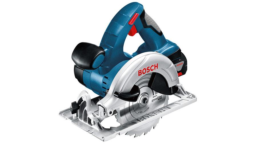 Test et avis scie circulaire GKS 18 V-LI Bosch professional prix pas cher