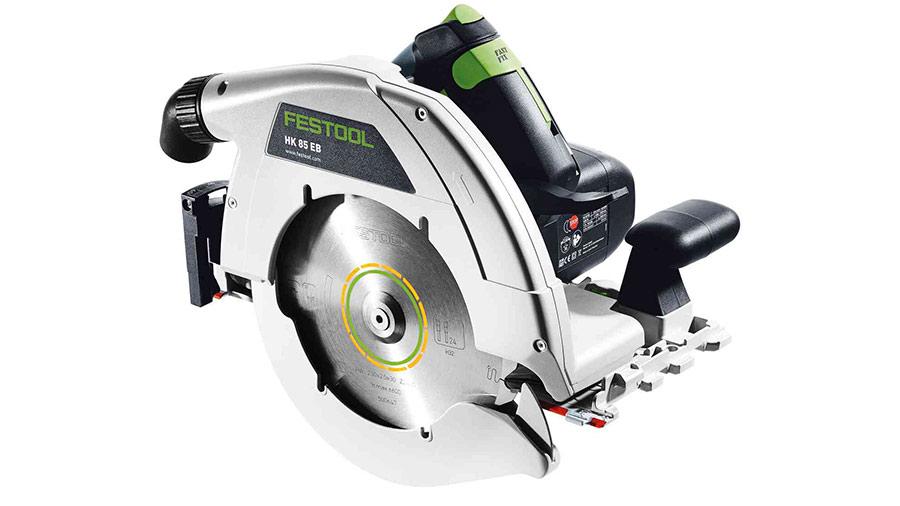 Test et avis de la scie circulaire Festool HK 85 EB-Plus en Systainer prix pas cher