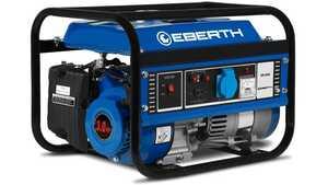 Groupe électrogène Eberth GG1-ER1000
