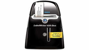 Étiqueteuse Dymo LabelWriter 450 Duo