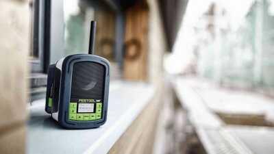 Radio de chantier Festool BR 10 DAB+