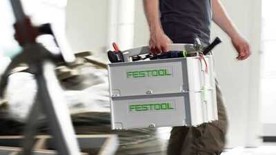 Caisse à outils SYS-ToolBox SYS-TB-1 Festool