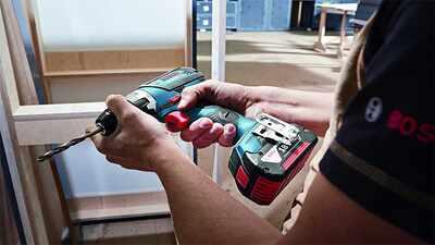 Perceuse visseuse sans fil GSR 18 V 60 C Bosch