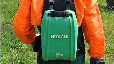 Sac à dos batterie HIKOKI BL36200W1Z