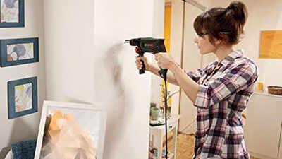 La perceuse à percussion EasyImpact 550 Drill Assistant 0603130001 Bosch