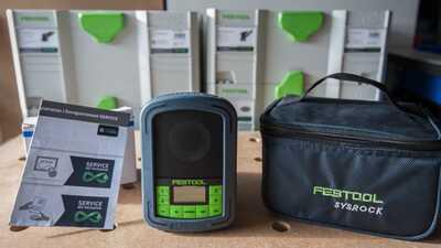 Radio de chantier sysrock BR-10 Festool